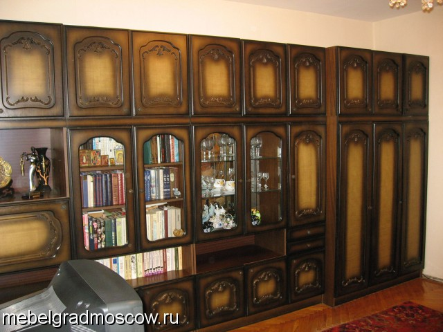 югославская мебель в москве