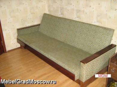 Продам Продам б/у диван-кровать ретро(советский период