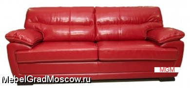 Диваны из натуральной кожи в  Москве